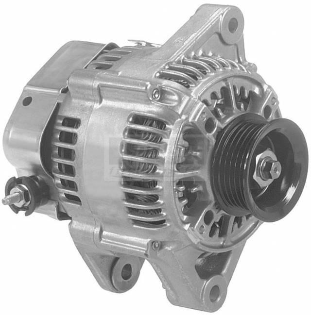 DENSO 210-0100 Alternator Remanufactured for your 1997 Toyota Corolla