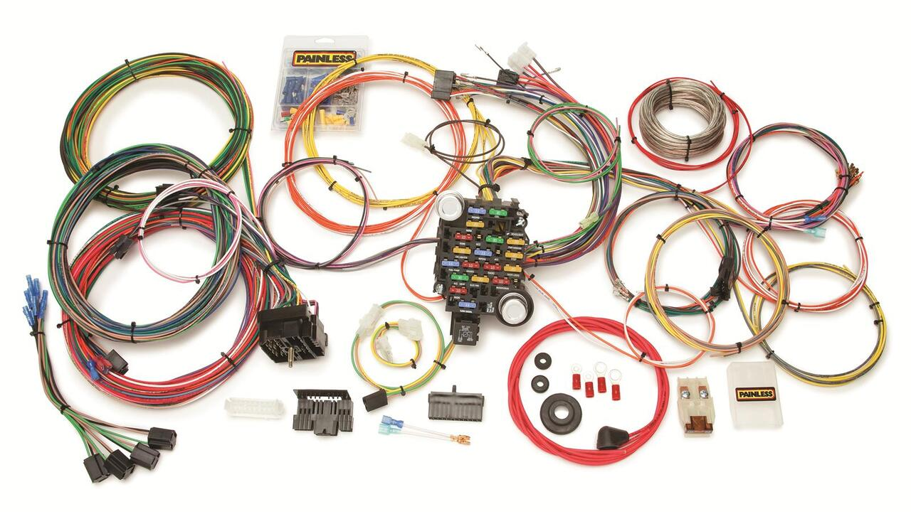 Painless Wiring Efi Engine Harnesses Free Shipping Sdway Motors Lt1 Harness Rh Sportcompactwarehouse Com