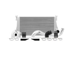 Intercooler Cores and Piping
