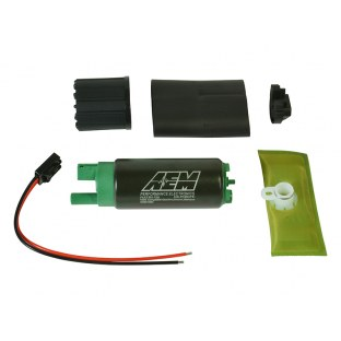 AEM ELECTRONICS 50-1200 E85 High Flow In-Tank Fuel Pump Includes Universal Installation Kit