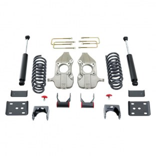 "Maxtrac K333235-8 For Ford F-150 15-19 3"" x 5"" Front & Rear Lowering Kit"