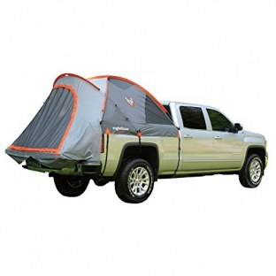 2009 Dodge Ram 1500 Full-Size Standard Truck Bed Tent 6.5' - Rightline Gear 110730