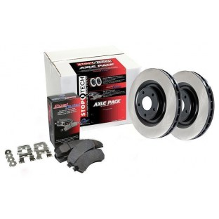 Stoptech 906.39002 Preferred Axle Pack 4 Wheel Kit