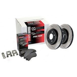Stoptech 938.44018 Street Axle Pack