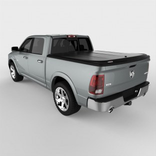 2013 Ram 1500 | fits 2009-2018 & 2019 Classic Dodge Ram 1500 5.7ft Short Bed Crew - Undercover UC3086